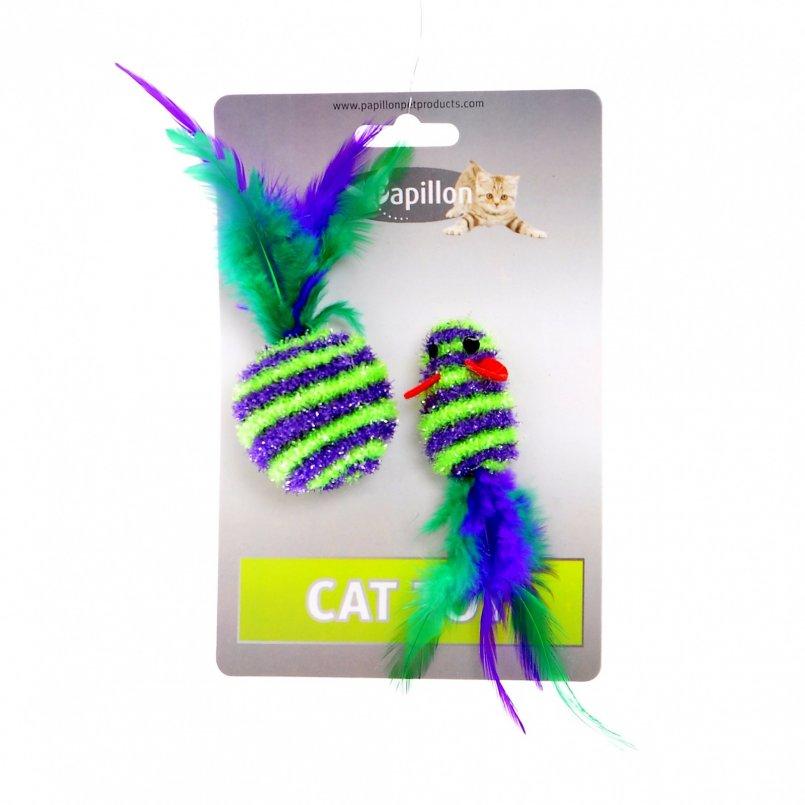 Как выбрать игрушку для кошки?